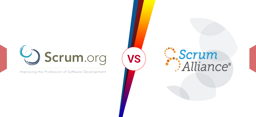 comparison of Scrum Alliance and Scrum org program