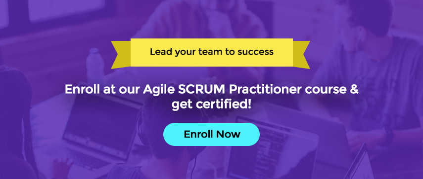 Enroll to Agile Scrum Practitioner Course