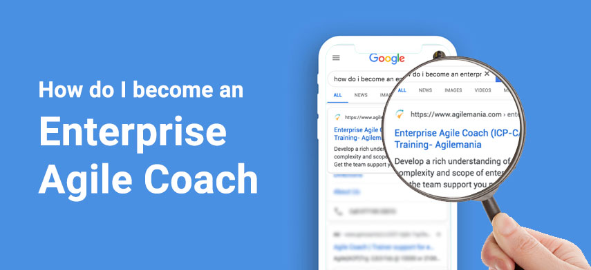 How do I become an Enterprise Agile Coach