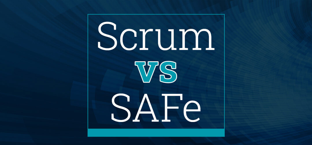 Scrum vs Safe