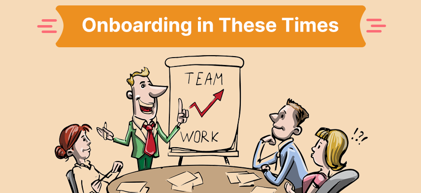 Onboarding in These Times by Jacy Ong