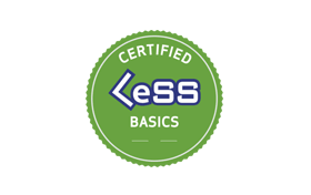 Certified - LeSS basics Training and Certification