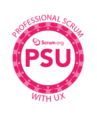 Professional Scrum with User Experience PSU