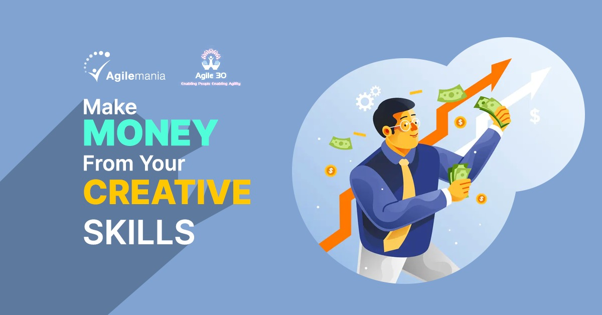 Make Money From Your Creative Skills