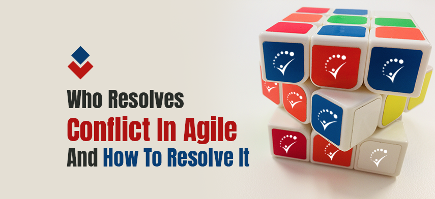 Who Resolves Conflict In Agile