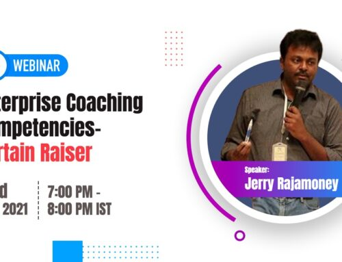 Enterprise Coaching Competencies – Curtain Raiser