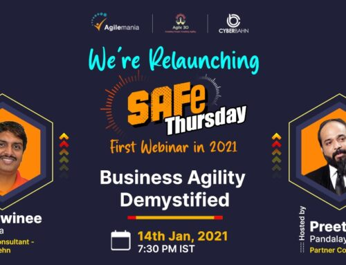 Business Agility – Demystified