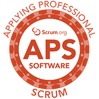 applying professional scrum4sd