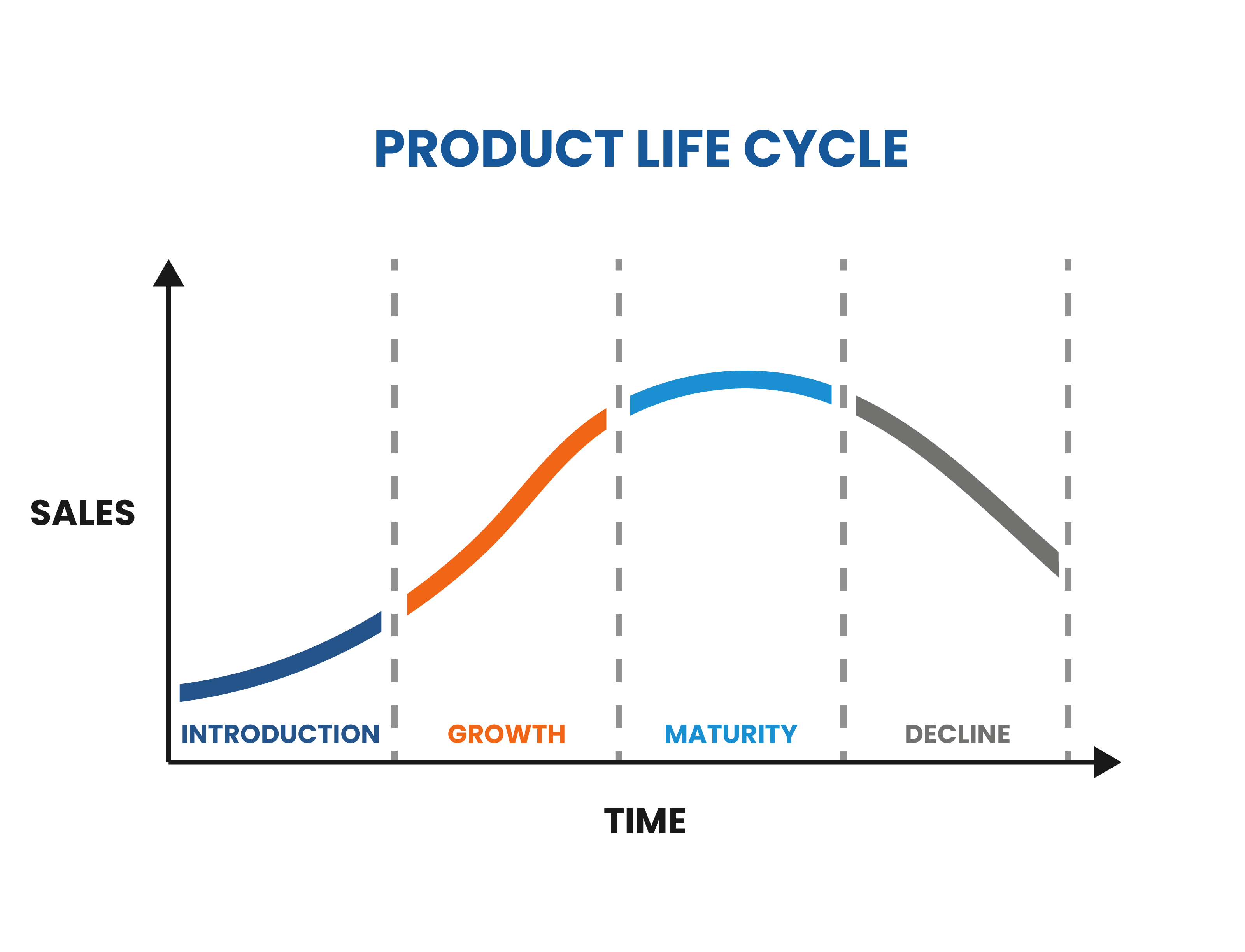 How Product Life Cycle Looks?
