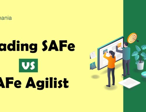 What is the difference between Leading SAFe vs SAFe Agilis?